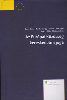 Az Európai Közösség kereskedelmi joga