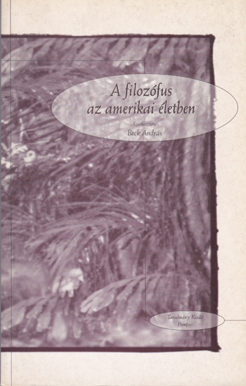A filozófus az amerikai életben