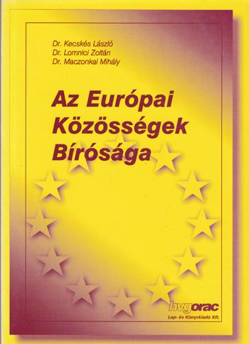 Az Európai Közösségek Bírósága